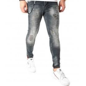 Comprar Jeans Uniplay 258 Navy Blue