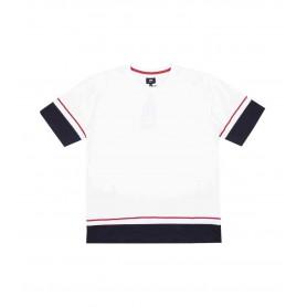 Comprar Camiseta Edwin I027894 Coach TS White/Navy Garment