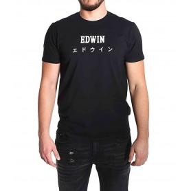 Comprar Camiseta Edwin I025018 Edwin Japan TS Black Garment