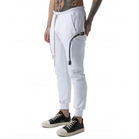 Comprar Pantalon AM Couture Tasconi Zip Blanco