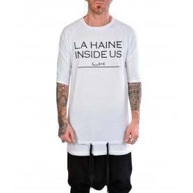 Comprar La haine T-Shirt Duellz White