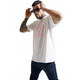 Comprar Camiseta Tanzania Freakchic White/Pink